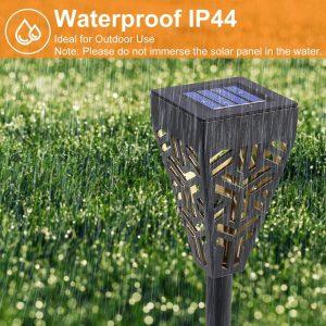 lampe solaire exterieur decorative